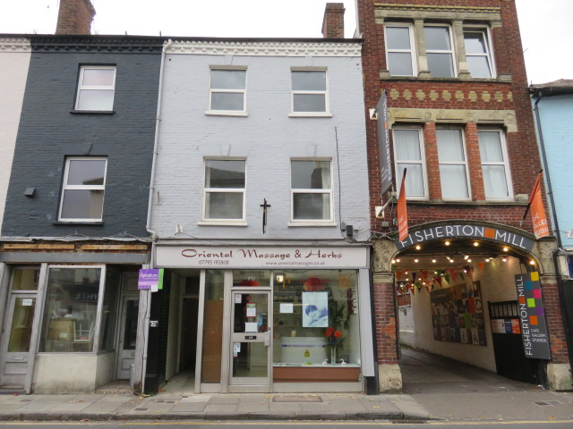 The Flat, Fisherton Street, Salisbury
