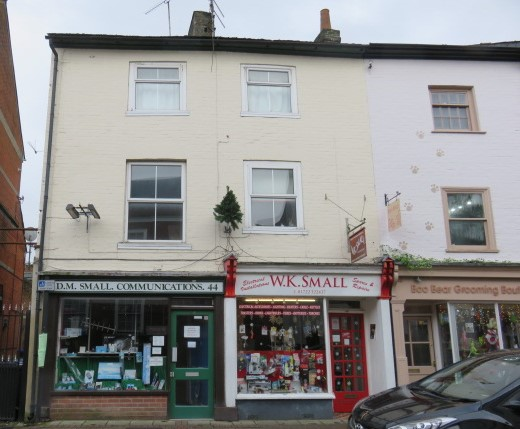 Winchester Street, Salisbury, Wiltshire, SP1 1HG