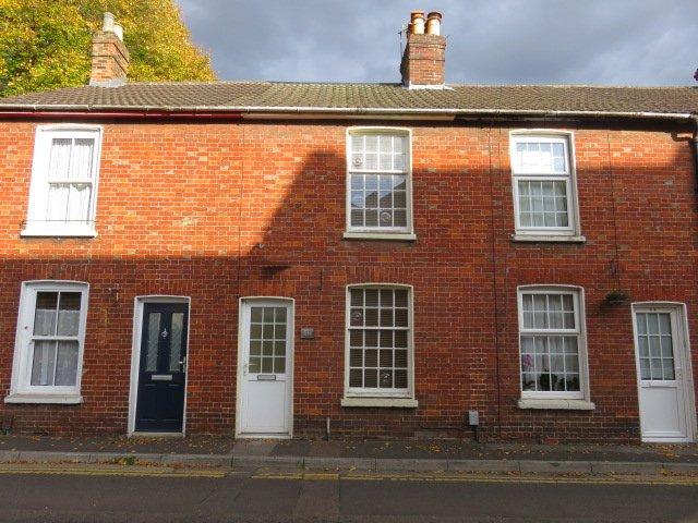 Greencroft Street, Salisbury SP1